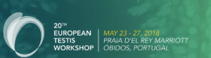 20th European Testis Workshop @ Praia D'El Rey Marriott Golf & Beach Resort